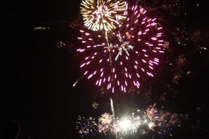 fireworks!